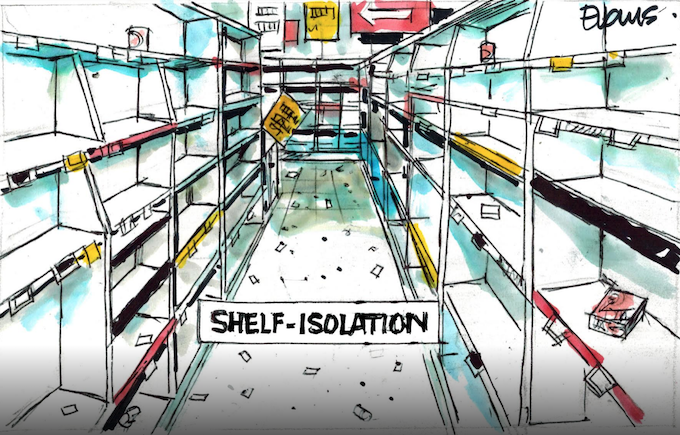 Shelf-Isolation - Evans