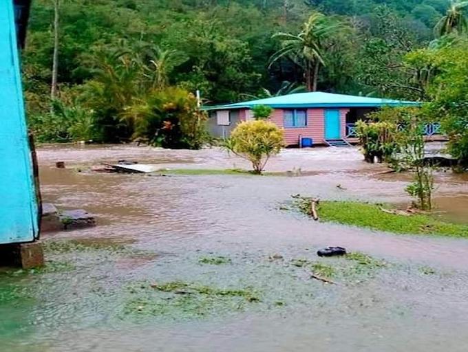 Naioti village, Kadavu