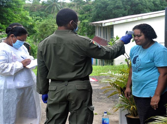 Fiji fever clinics