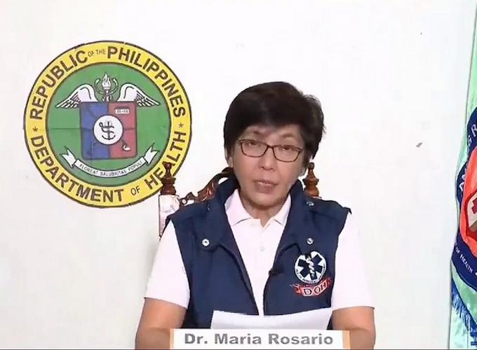 Dr Maria Rosario